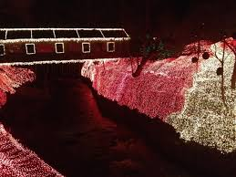 clifton ohio christmas lights lights of clifton mill