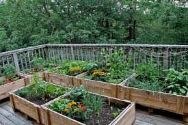 diy vegetable garden boxes from upcycled shipping crates walkerland