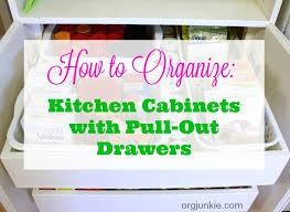 come organize with me organizing kitchen cabinets