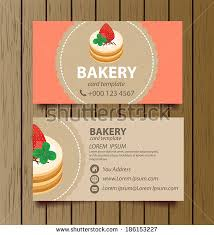 29 cake business cards vectors download free vector art