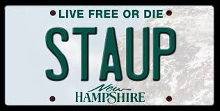 New Hampshire Vanity Plate Banned License Plates In New Hampshire