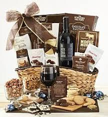 Wine Gift Basket Wine Gift Baskets Wine Gifts 1 800 Flowers Com