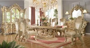 hd 7012 dining set homey design victorian european u0026 classic