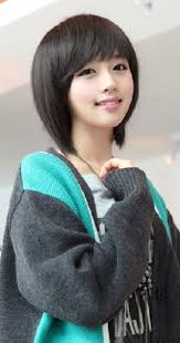 korean hairstyle girls long hair women medium haircut