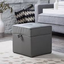 Noble House Chelsea Storage Ottoman Have To Have It Sonoma Leather Club Chair And Storage Ottoman