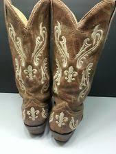vintage womens boots size 11 cowboy s size 11 ebay