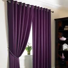 Plum Velvet Curtains Plum Curtains For Bedroom Miketechguy
