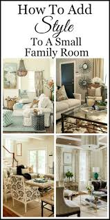 Living Room Ideas Small Space by Best 20 Small Family Rooms Ideas On Pinterest Small Lounge