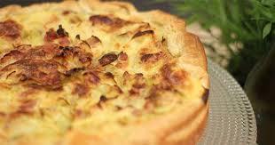 quiche cuisine az recette tarte aux poireaux facile