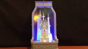 d23 expo hallmark event exclusive cinderella s castle ornament
