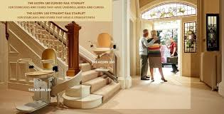 model lineup stair lifts of california