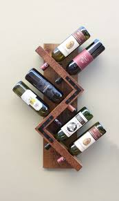 Diy Wood Wine Rack Plans best 25 wood wine racks ideas on pinterest wall mounted wine