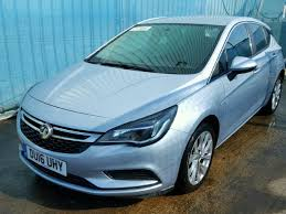 photos for 2016 vauxhall astra salvage car auctions uk