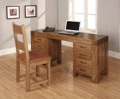 Oak Computer Desks Uk Oak Computer Desks Uk Santana Oak Computer Desk Dressing Table