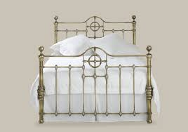 Brass Double Bed Frame Antique Bedsteads Collection By Obc Uk Clarinbridge Antique