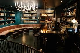 blue light bars in chelsea new york