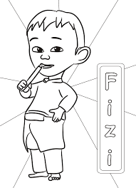 pin by karen ho on 6 upin ipin coloring pages pinterest fun