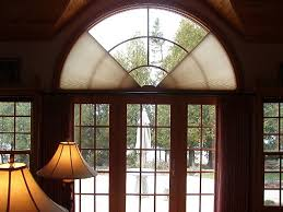 Circle Window Blinds Window Treatments For Half Round Windows Round Designs