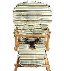 amazon com nojo reversible water resistant high chair cover pad