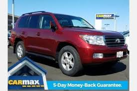 toyota san jose used cars used toyota land cruiser for sale in san jose ca edmunds