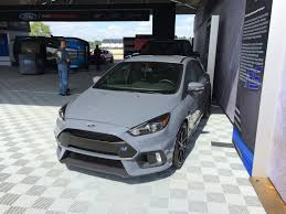 getting my new stealth grey focus st tomorrow page 2