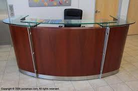 Front Office Desk Reception Desk The Manhattan Reception Desk Collection Office