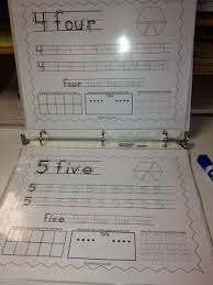 free kindergarten 1 20 number practice set free math worksheets