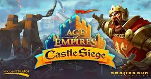 age apk free age of empires castle siege android apk data free net