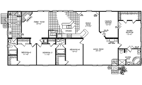 floor plans ranch ranch modular home floor plan with integrated front porch i