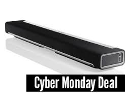 amazon black friday and cyber monday deals cyber monday deal sonos playbar with 100 gift card and free