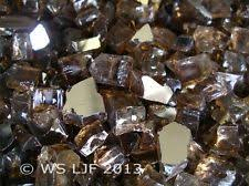 Fire Pit Crystals by 10 Lbs Copper Reflective 1 4 Fireglass Fireplace Fire Pit Glass