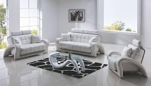 Used Living Room Set White Leather Living Room Set Visionexchange Co