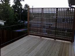all access fence u0026 fabrication privacy screens