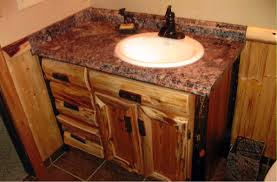 bathrooms casual rustic bathroom vanities also 32 inch bathroom