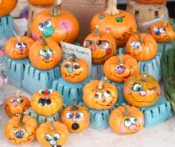 Small Pumpkins Decorating Ideas Halloween Crafts For Kids Diy Crafts Pinterest Halloween