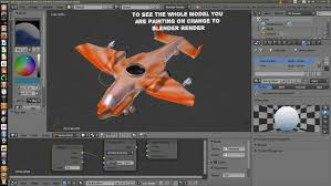 how to make a low poly game model look way more detailed using