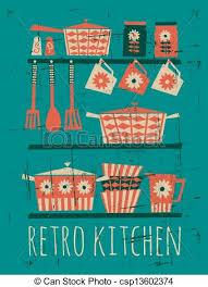 affiche cuisine affiche retro cuisine affiche cuisine style retro