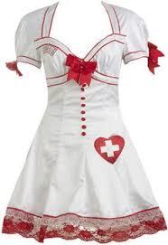 Halloween Costumes Nurse Cute Nurse Costume Ruffles Halloween Costumes