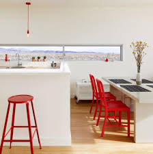 Red Dining Chair 11 Ways Red Chairs Can Create Dramatic Decor