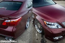 touch up paint lexus ls 460 lethal weapon ikeshita u0027s celsior u0026 ls460 stancenation