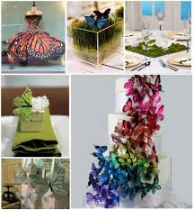 wedding butterfly decorations butterfly wedding decorations for