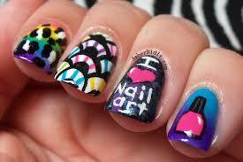 amber did it it u0027s international nail art day