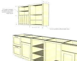 kitchen base cabinet height kitchen base cabinet height kingdomrestoration