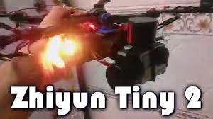 Tiny 2 Zhiyun Tiny 2 On Xugong V2 Pro Youtube