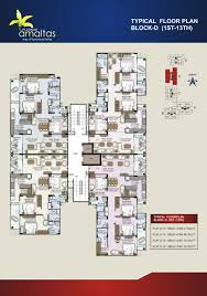 3 Bhk Apartment Floor Plan by 2 3 Bhk Flat Amaltas Sirsi Road Flatinjaipur Com