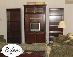 Tv Armoire How To Repurpose An Outdated Tv Armoire Apartment Therapy