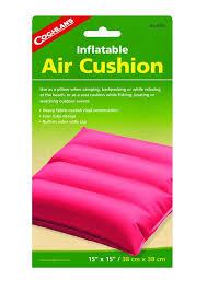 Cushion Construction Amazon Com Coghlan U0027s Inflatable Air Cushion Camping Air