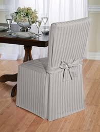 grey chair covers 18 best dining chair slipcovers images on dining chair