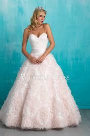 white tulle zipper brush train autumn wedding dress