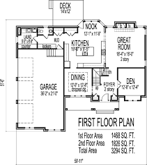 two story house plans with basement arts and crafts two story 4 bath house plans 3000 sq ft w